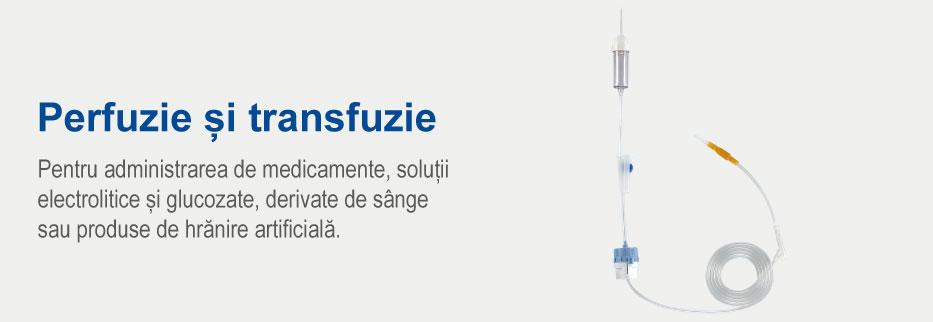 Perfuzie si transfuzie