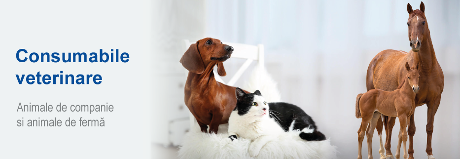 Consumabile veterinare
