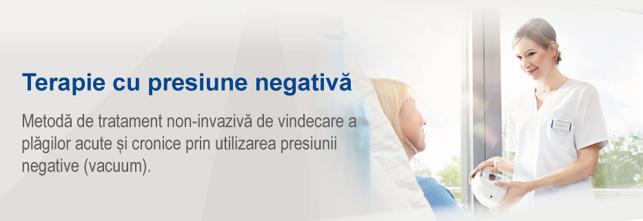 Terapie cu presiune negativa
